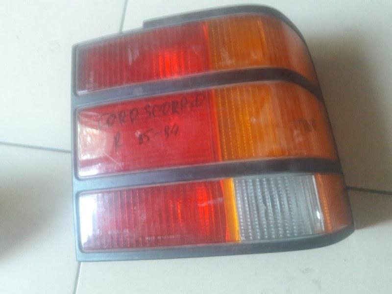 Стоп Ford Scorpio 1 1990 правый