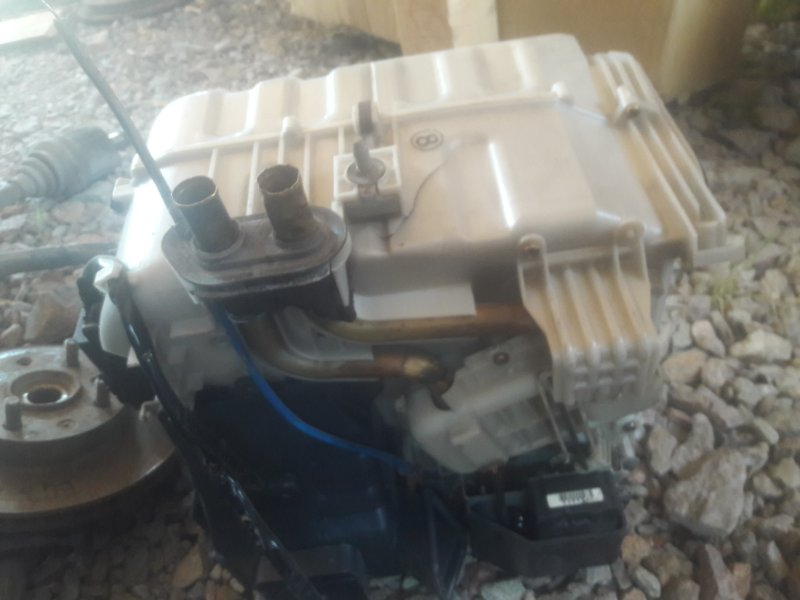 Радиатор отопителя Honda Civic Ferio EG8 D15B 1993