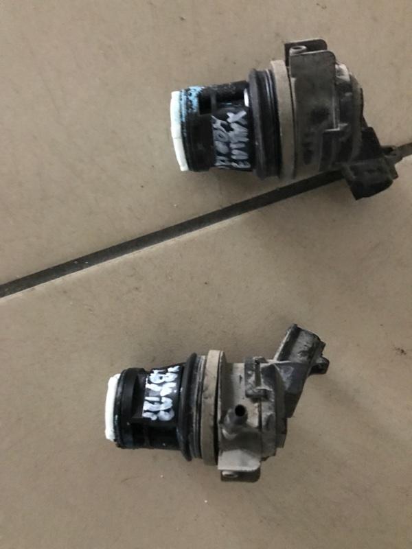 Мотор омывателя Toyota Highlander GSU45. GSU40 2GR 2012