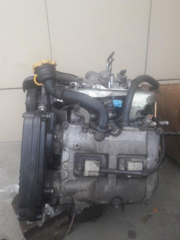 Двигатель Subaru Impreza GH EL15 2007