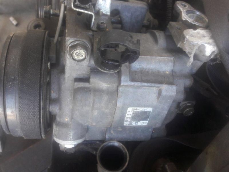 Компрессор кондиционера Subaru Impreza GH EL15 2008