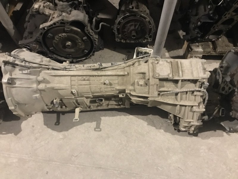 Коробка переключения передач Toyota Sequoia UCK45 2UZ FE 2005