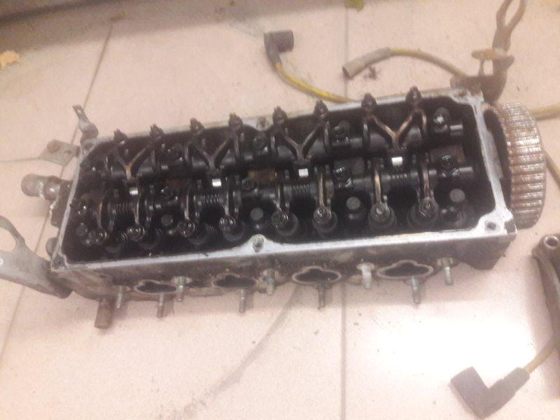 Головка блока цилиндров Mazda Demio DW3W B3 2001