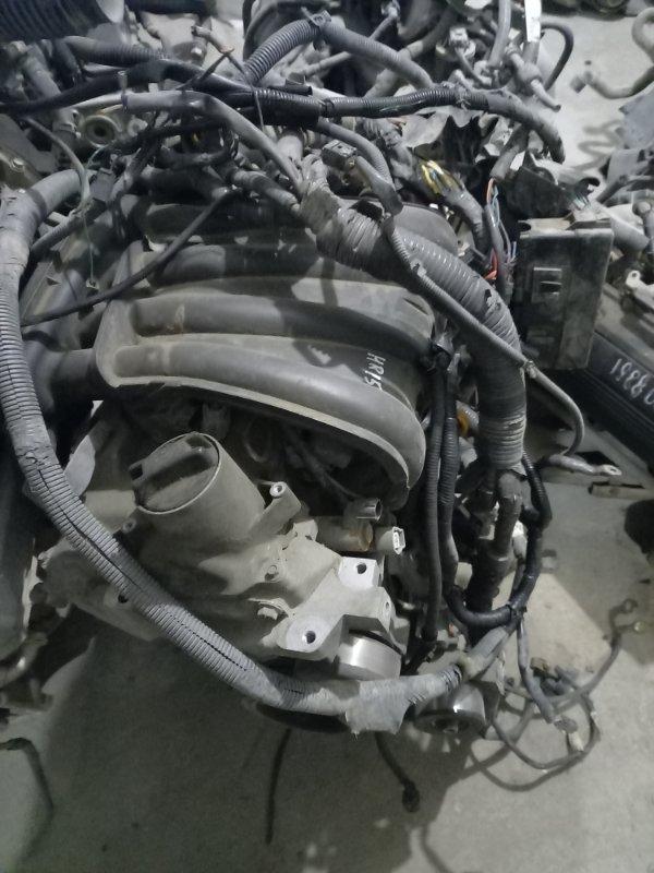 Двигатель Nissan Tiida Latio SC11 HR15 2005