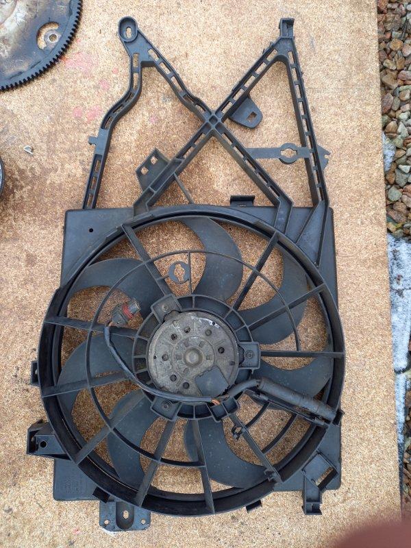 Вентилятор охлаждения радиатора Opel Vectra 31, 35 X20XEV 1999