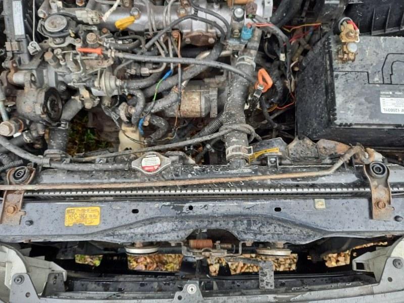 Радиатор двс охлаждения двигателя Toyota Caldina CT196 2С 1996