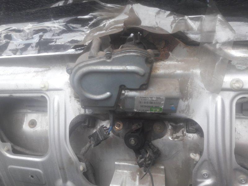 Мотор дворников двигатель стеклоочистителя Opel Vectra 31, 35 X20XEV 1999 задний