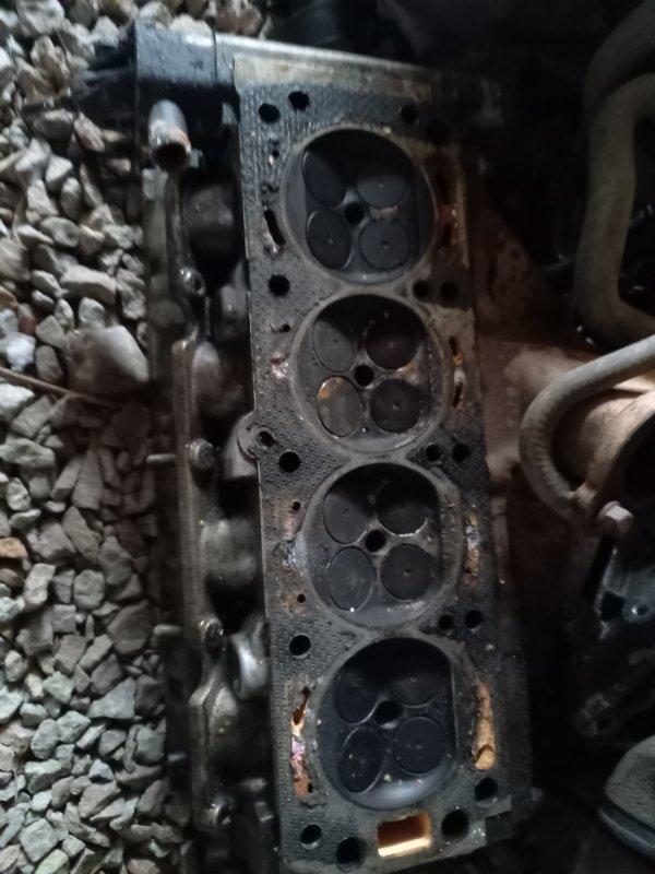 Головка блока цилиндров Opel Vectra 31, 35 X20XEV 1999