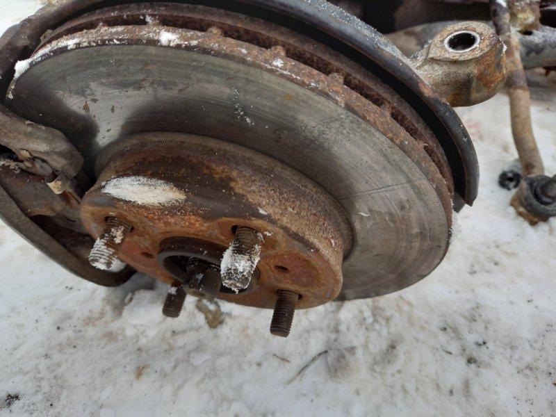 Тормозной диск Toyota Caldina CT196 2C 1996 передний
