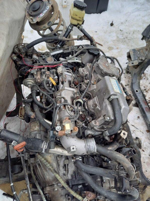 Топливная трубка тнвд Toyota Caldina CT196 2C 1996