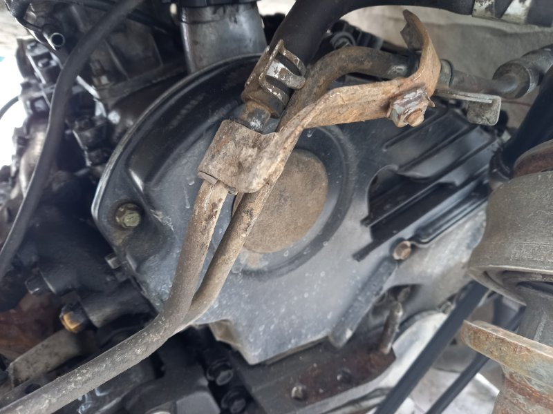 Крышка ремня грм Toyota Caldina CT196 2C 1996