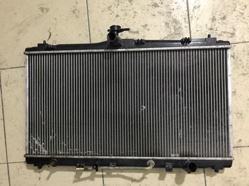 Радиатор двс охлаждения двигателя Toyota Camry ACV50