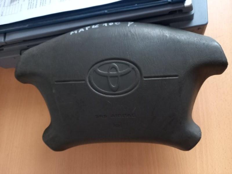 Airbag подушка безопасности на руль Toyota Mark Ii JZX105, JZX100, GX100 1JZ, 1GFE 1998