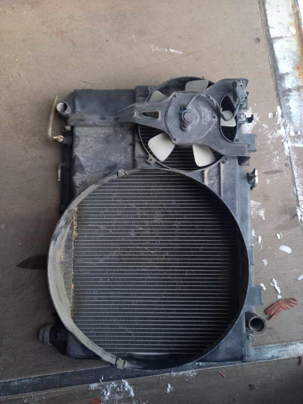 Вентилятор радиатора кондиционера Toyota Noah 40