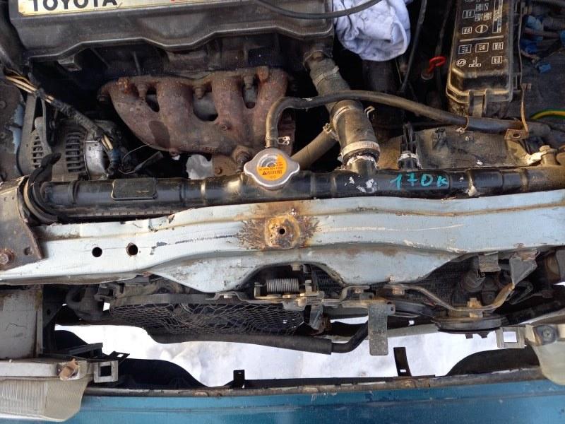 Радиатор двс охлаждения двигателя Toyota Carina AT170 1991