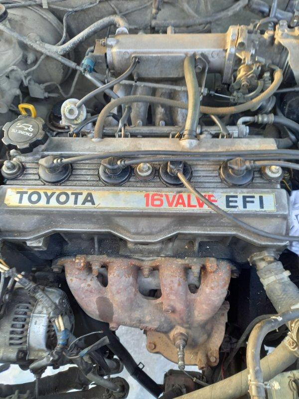 Двигатель Toyota Carina AT170 5AFE 1991
