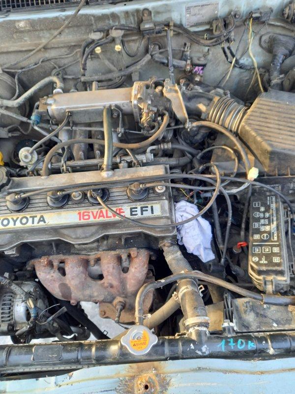 Акпп, коробка переключения передач Toyota Carina AT170 5AFE 1991