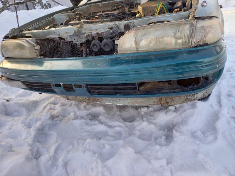Бампер Toyota Carina AT170 5AFE 1991 передний