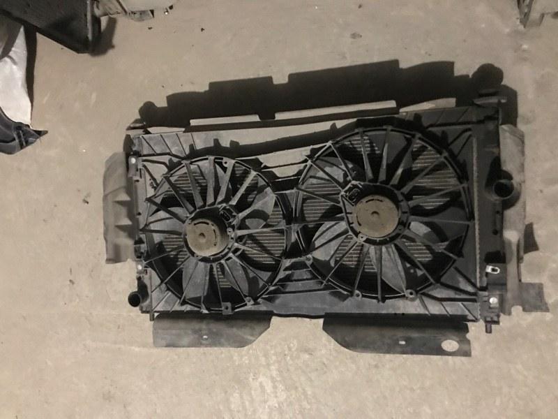 Радиатор двс охлаждения двигателя Dodge Caliber PM ECN 2012