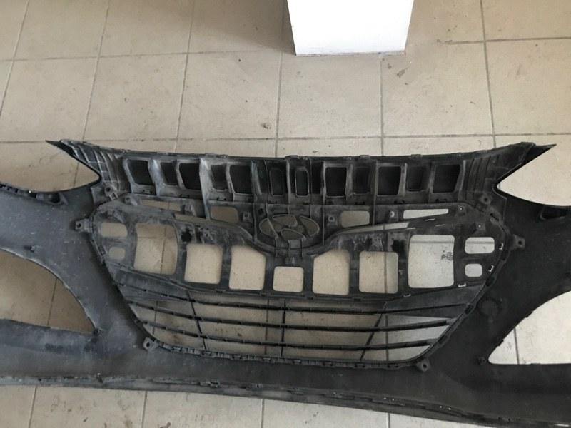 Решетка радиатора Hyundai I30 GD G4F 2014