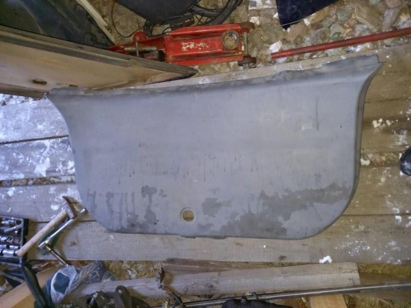 Обшивка крышки багажника Mazda Demio DY3W, DY5W ZJVE, ZYVE 2003