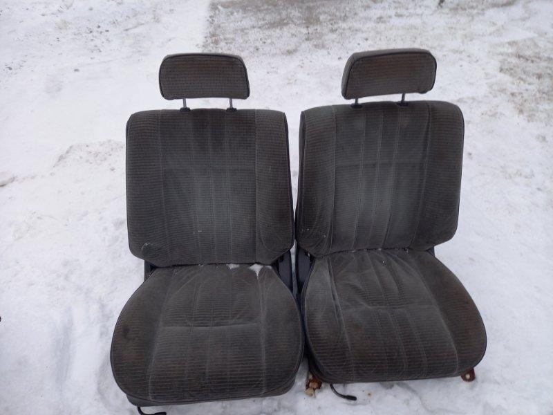 Сиденье Toyota Carina AT170, AT171, AT175, ST170 5AF, 4AFE, 5AFE, 3SFE 1990