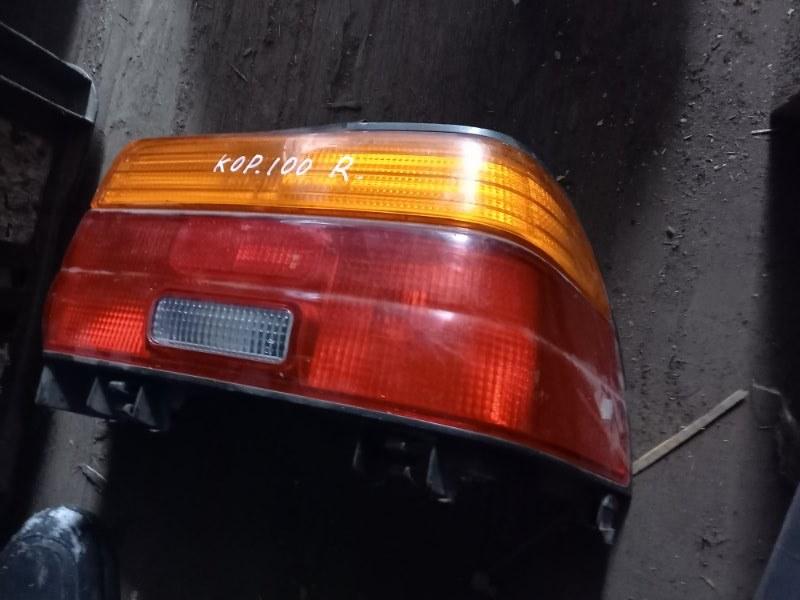 Стоп Toyota Corolla AE100 правый