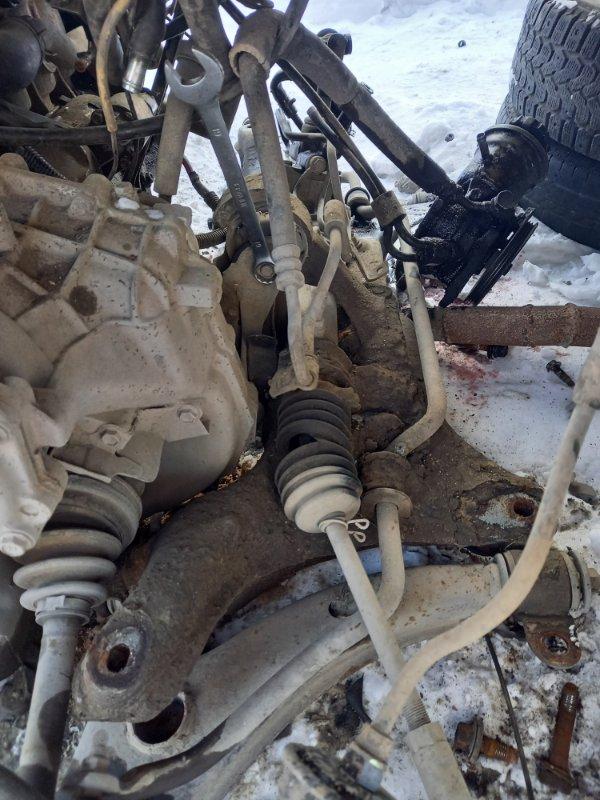 Рулевая рейка Toyota Carina AT170, AT171, ST170 5AF, 4AFE, 5AFE, 3SFE 1990