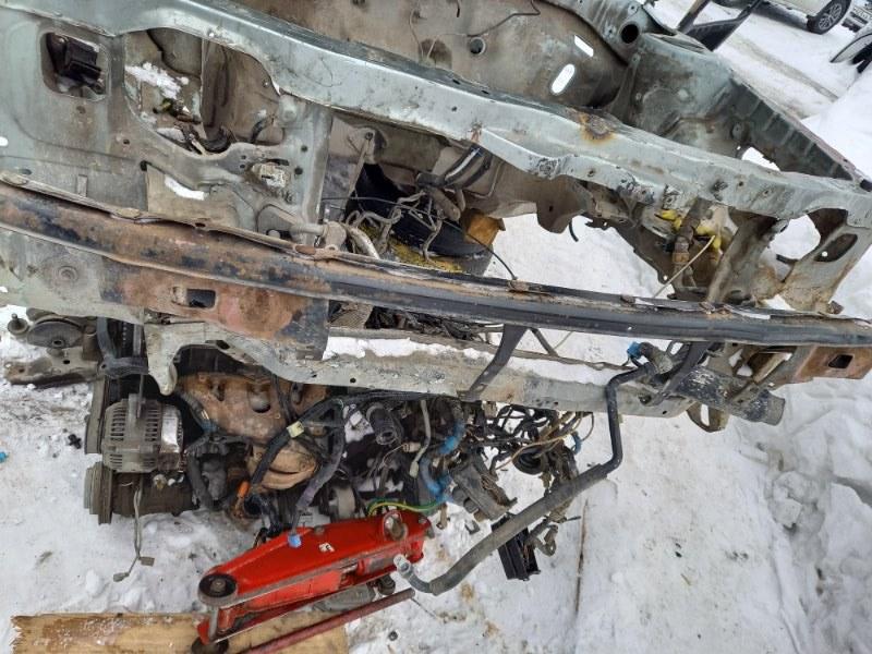 Жесткость бампера Toyota Carina AT170, AT171, AT175, ST170 5AF, 4AFE, 5AFE, 3SFE 1990 передний