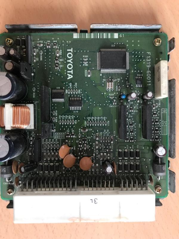 Блок управления подвеской Lexus Lx470 100 2UZFE 2001