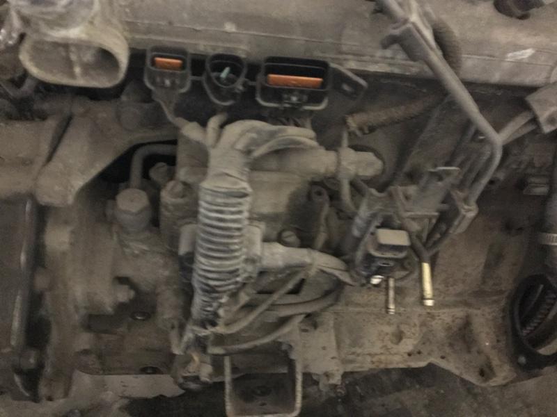 Топливный насос высокого давления тнвд Mitsubishi Delica PE8W 4M40 2002