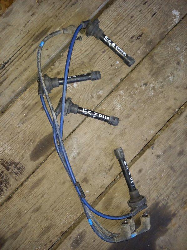 Провода свечные высокольтные Honda Civic Ferio EG8 D15B 1993