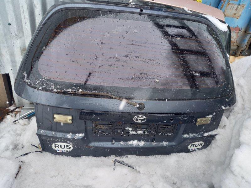 Дверь 5-я дверь багажника Toyota Caldina ST195, ST190, ST191, ST196 3SFE 1996