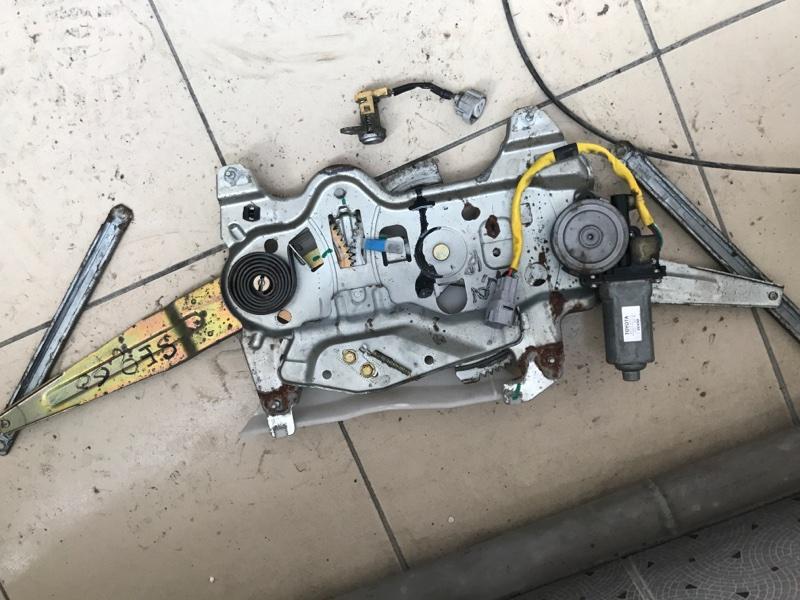 Стеклоподъемный механизм Toyota Sequoia USK45 3UR 2005