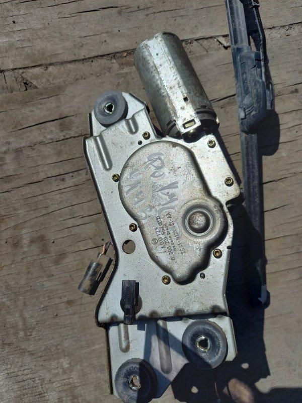 Мотор дворников двигатель стеклоочистителя Ford Focus 1 ZETEC 2.0 , DURATEC 1.6 2004 задний