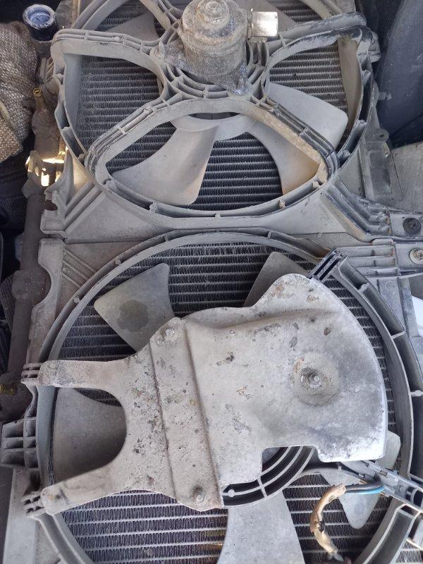 Вентилятор радиатора Nissan Avenir PNW10 SR20DE 1995