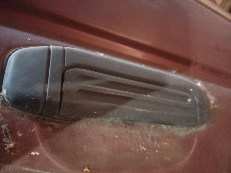 Ручка двери внешняя Mitsubishi Pajero V44, V46, V27 4D56 1994