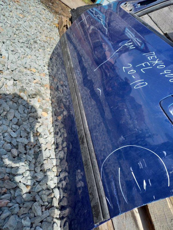 Молдинг накладка на дверь Peugeot 406 8B 2004