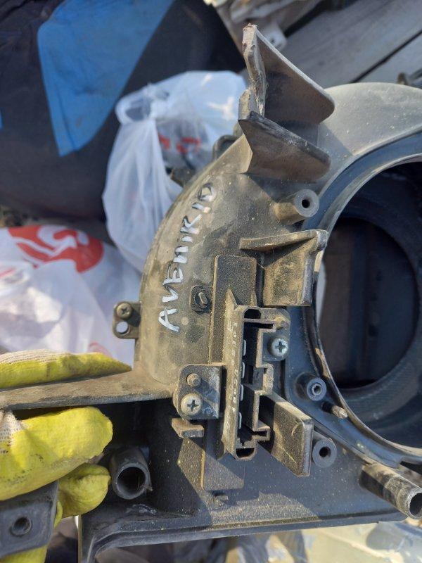 Резистор реостат отопителя печки-сопрортивление мотора печки Nissan Avenir PNW10 SR20DE 1995