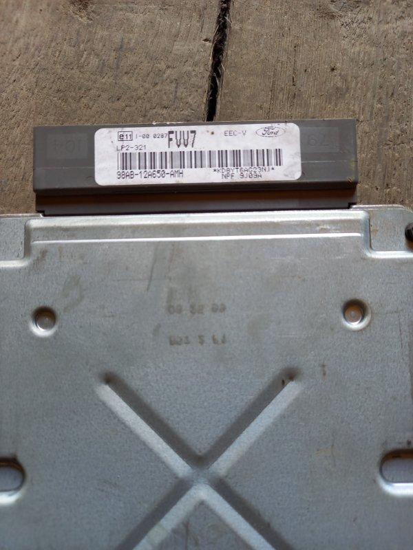 Блок управления двс, бортовой компьютер Ford Focus 1 SPLITPORT 2.0 , SPLIT-PORT 2004