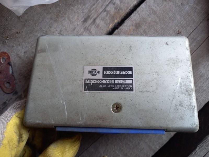 Блок управления кпп Nissan Avenir PNW10 SR20DE 1995