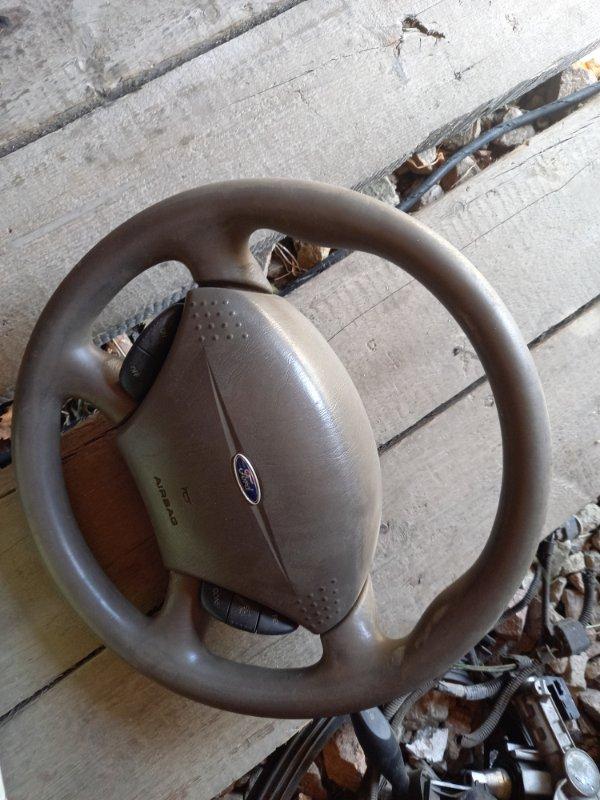 Руль Ford Focus I ZETEC 2.0 2005