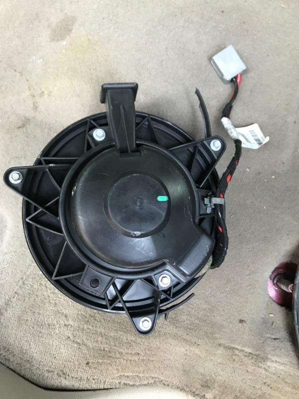 Мотор печки Cadillac Srx EY LF1 20011
