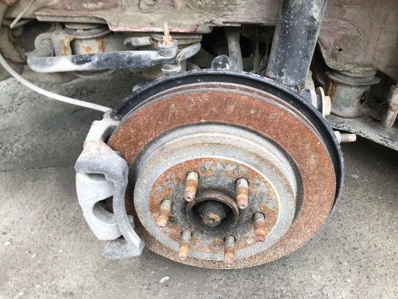 Тормозной диск Cadillac Srx EY LF1 20011 задний