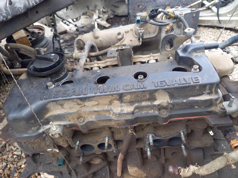Крышка головки блока цилиндров Nissan Sunny FB15, FNB15 QG15DE, QG13DE 2001