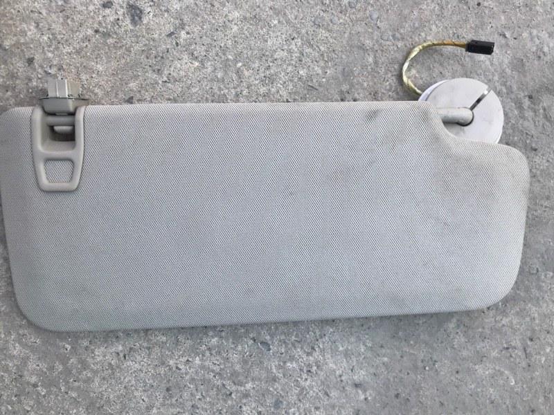 Козырек солнцезащитный Cadillac Srx EY LF1 20011