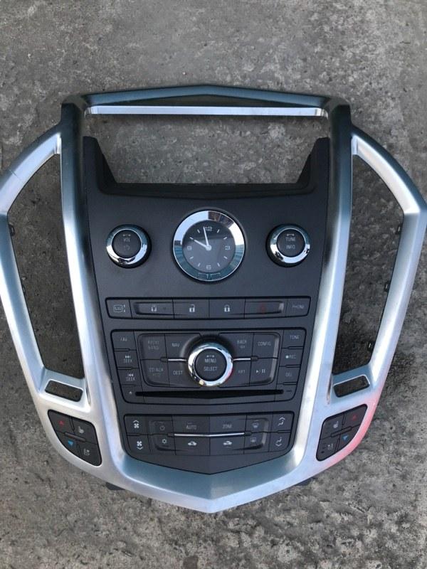 Блок управления климат-контролем Cadillac Srx EY LF1 20011