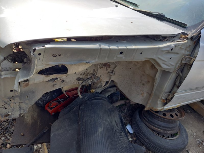 Лонжерон Nissan Sunny FB15, FNB15 QG15DE, QG13DE 2001 левый