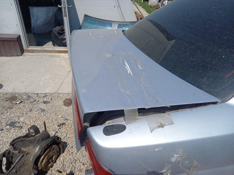 Крышка багажника Nissan Sunny FB15, FNB15 QG15DE, QG13DE 2001