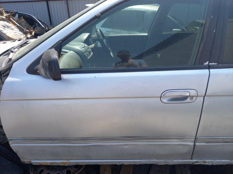 Дверь Nissan Sunny FB15, FNB15 QG15DE, QG13DE 2001 передняя левая